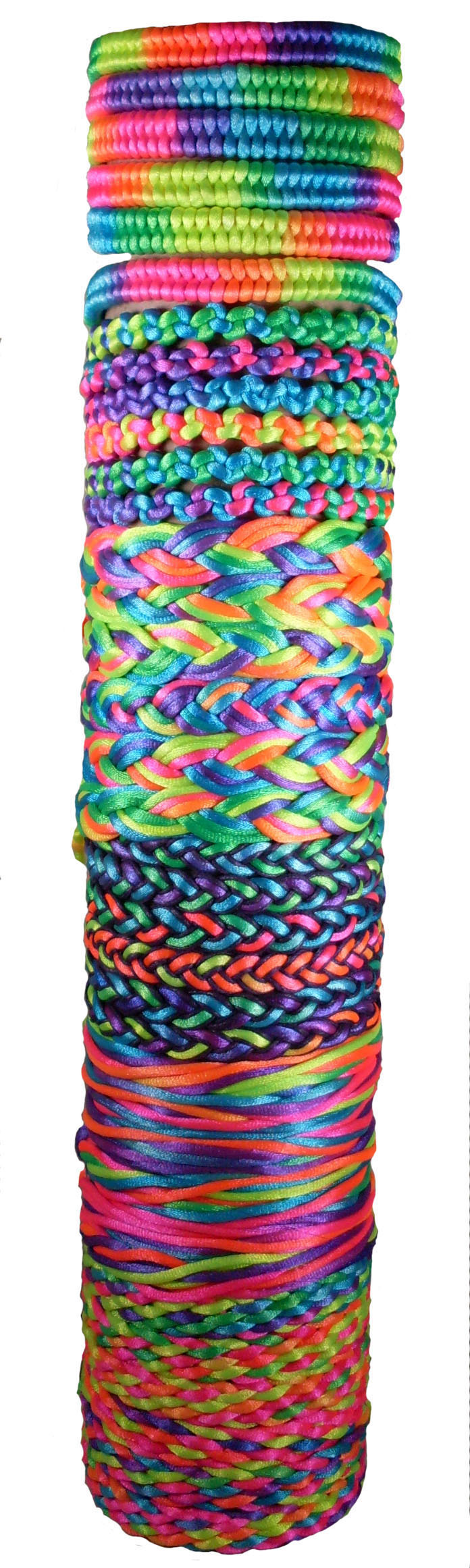 Reduced Price for Special Limited Time Tie Dye Bracelet Pre Pack