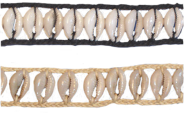 Reduced Price for Special Limited Time 2-Strand Cowrie Shell Choker