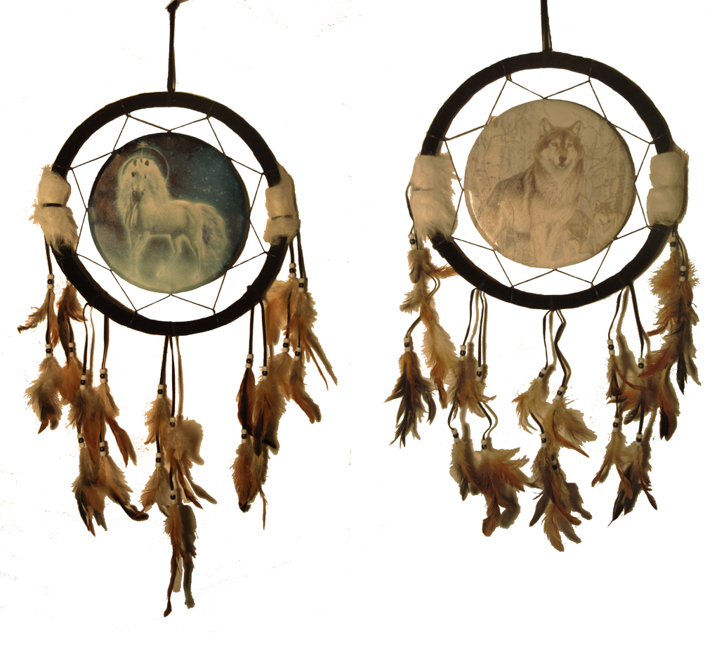 "15"" Graphic Design Dreamcatcher"