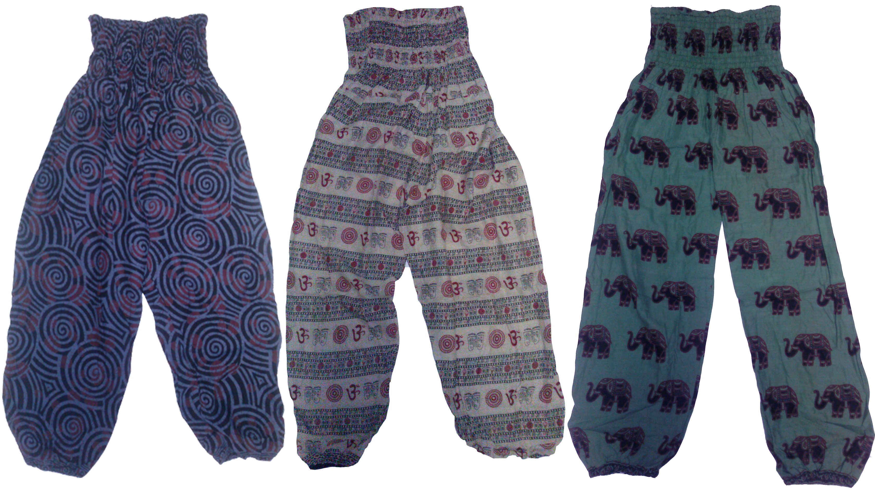 Assorted Print Pajama Pants