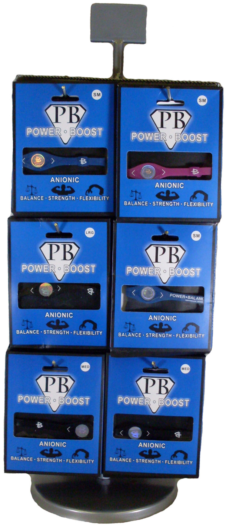 Power Band Bracelet Pre Pack
