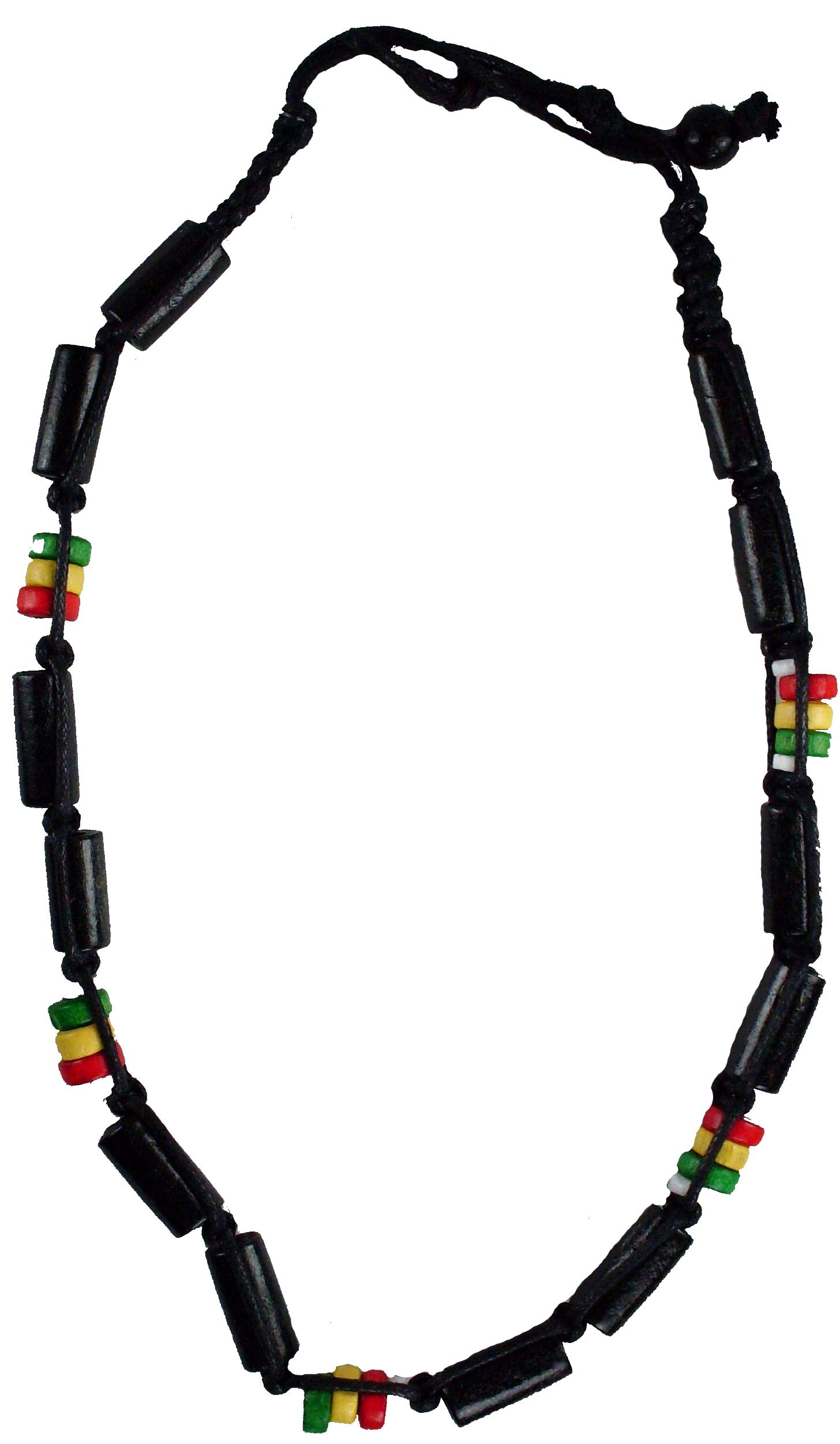 Rasta Necklace #1