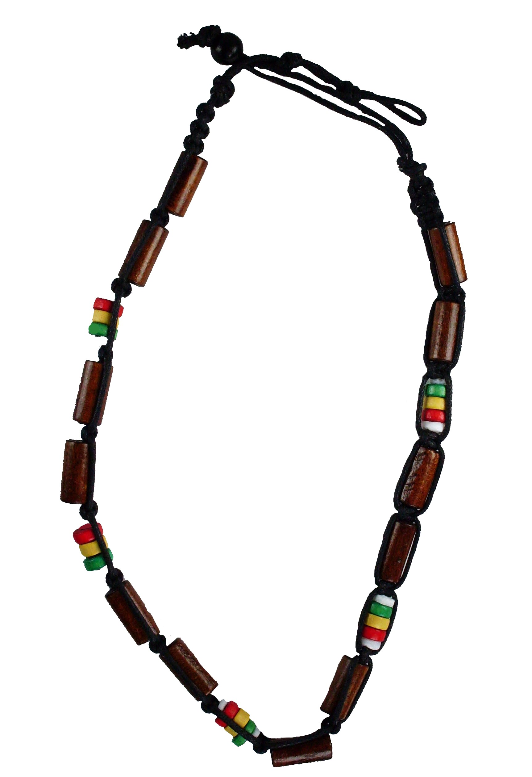 Rasta Necklace #2