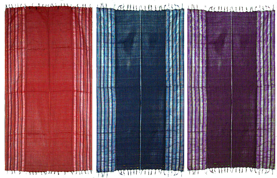 Striped Sarong Large
