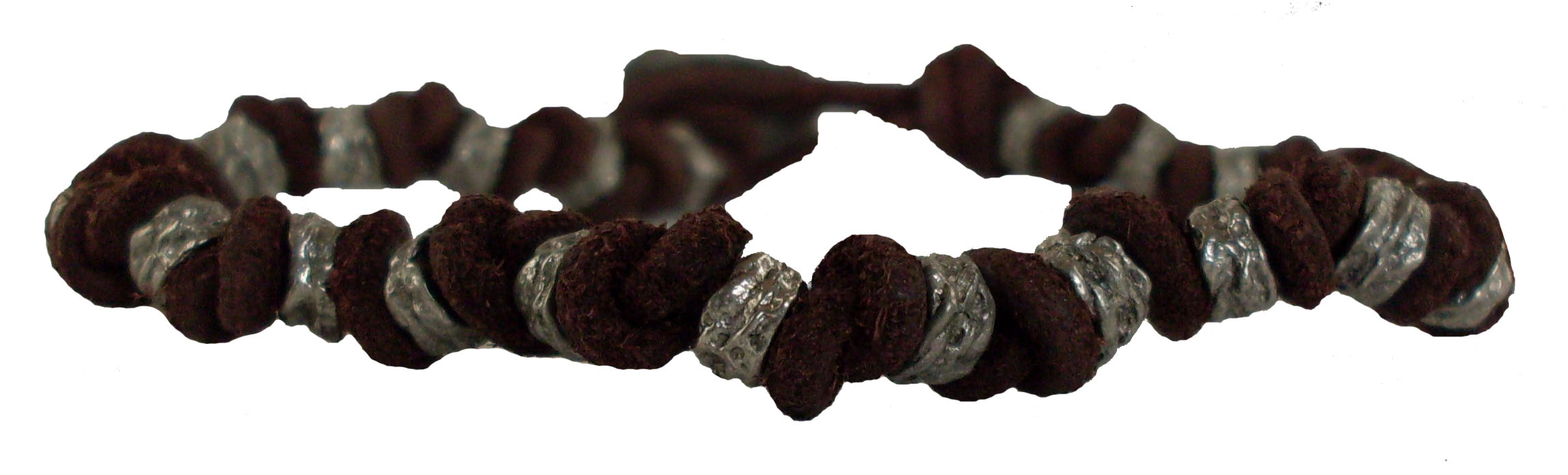 Urban Elements Small Leather Bracelet #7