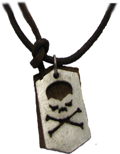 Urban Elements Leather Adjustable Necklace #71