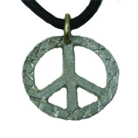 Peace Sign Necklace #89