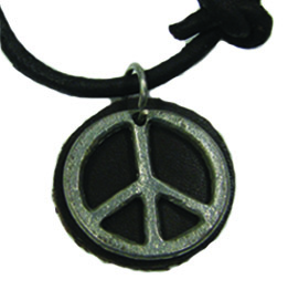Peace Sign Necklace #90