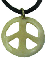 Peace Sign Necklace #95