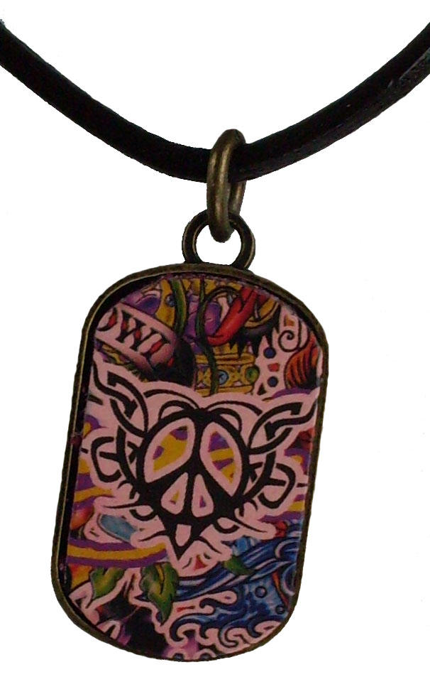 Reduced Price for Special Limited Time Small Size Tattoo Design Pendant Necklaces #11