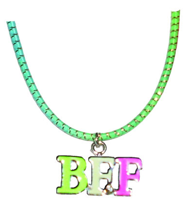 BFF Ultraviolet Necklace