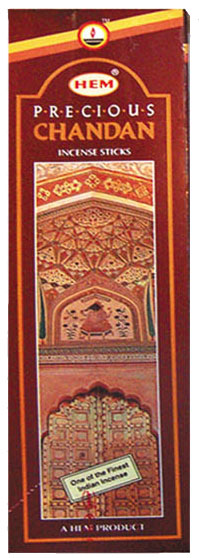 HEM Incense Chandan(Sandalwood)