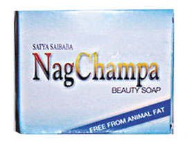 Nag Champa Soap Case