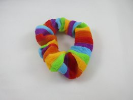 Multicolor Scrunchie