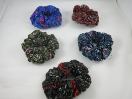 Pattern Scrunchie Case (12dz)